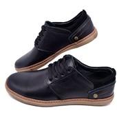 Мокасины мужские кожаные Multi Shoes Stael Twix