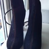 Женские ботинки 38 размера