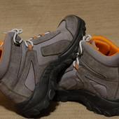 Легкие комбинированные водонепроницаемые ботинки Quechua Novadry 37 р.