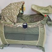 Детская манеж-кровать F-E-W