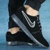 кроссовки Nike Roshe Ran, р. 40-45, код gavk-10604