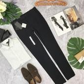 Черные брюки для базового гардероба современного мужчины Zara  PN180401