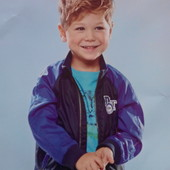 Impidimpi Куртка-ветровка на мальчика 74-80 см Германия.