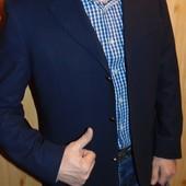 Брендовий стильний пиджак Canali (Канали) Италия л-хл .