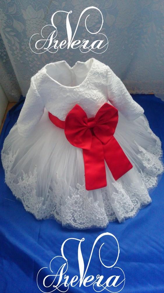 316539e0cae Нарядное детское платье на годик праздничное на девочку дочка пышное  вечернее мама фото №1