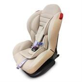 Детское автокресло Welldon Smart Sport Isofix 9-25кг 2 цвета