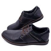 Мокасины мужские кожа Multi-Shoes Stael Stats