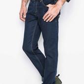 Стильные мужские плотные джинсы Springfield, 28р, высокий рост, Испания