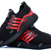 Легкие мягкие и гибкие мужские кроссовки (12-1)