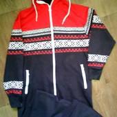 Слип,пижама утепленная ,размер L/рост 180-190см.