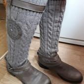 сапоги Tommy Hilfiger 39.5 размер