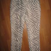 стильные брюки р-р 12 стрейч Geisha