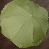 Зонт на коляску (велосипед), фирменный