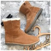 Замшевые мужские угги ботинки Cotton Traders рр 43