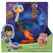 Мерк страус интерактивный Miles from tomorrowland maximum Merc, 25см, tomy