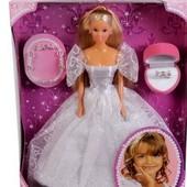 Штеффи невеста кукла украшения девочке от Simba