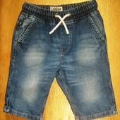 Стиляжные джинсовые шорты Next