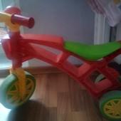 Ролоцикл, беговел, велобег
