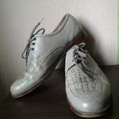 Туфли кожа полностью Швейцария классика