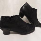 Ботинки Кожа Германия Rieker 39 размер