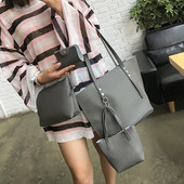 Роскошный набор женских сумок 4в1