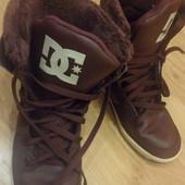 Ботинки (скейтборды) термо, размер 40