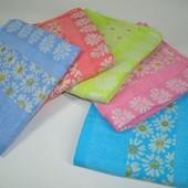 Лицевое полотенце махровое (50х100 см) код 0122