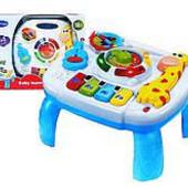 Развивающая игрушка для малышей 1089. Звук, свет, 2 в 1