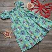 Платье в цветы Bluezoo (1,5-2 года)