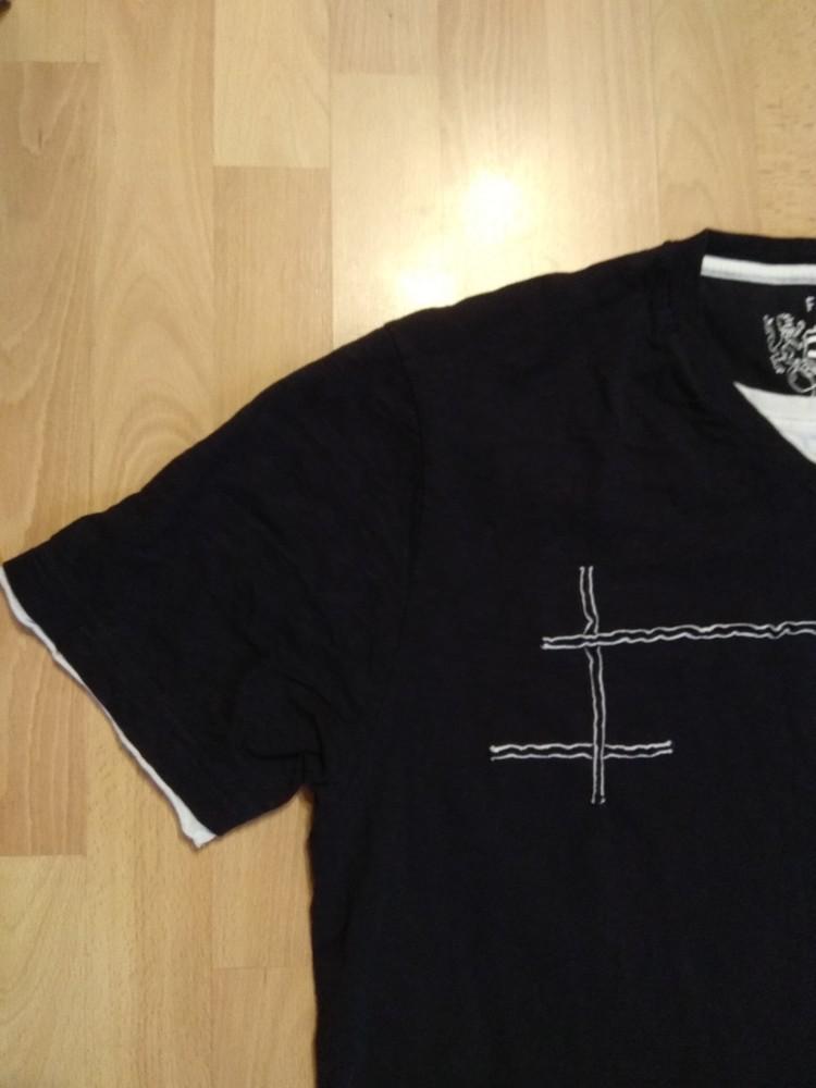 Фирменная футболка XL фото №2