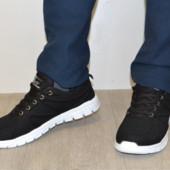 Лёгкие мужские кроссовки 41-46р