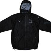 Мужская куртка черная с капюшоном Gilbert XL
