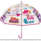 Детский зонтик Катя и Мим-мим, зонт Kate & Mim-Mim