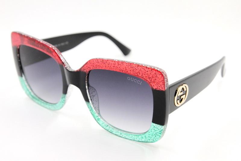 Стильные женские очки gucci 0084 фото №1