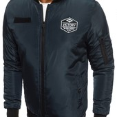 Куртка - бомбер U.S Army, весна, 4 цвета