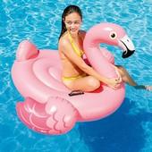 Надувной плот «Розовый Фламинго» Intex 57558
