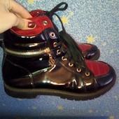 Ботинки 39 р