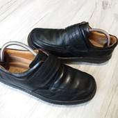 Кожаные туфли Pavers 42р.