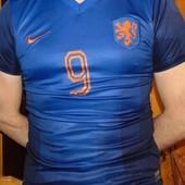 Спортивная футбольная фирменная футболка nike зб .Голандии .Персі .м .