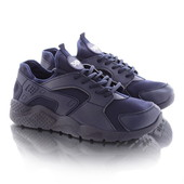 Легкие удобные мужские кроссовки синего цвета