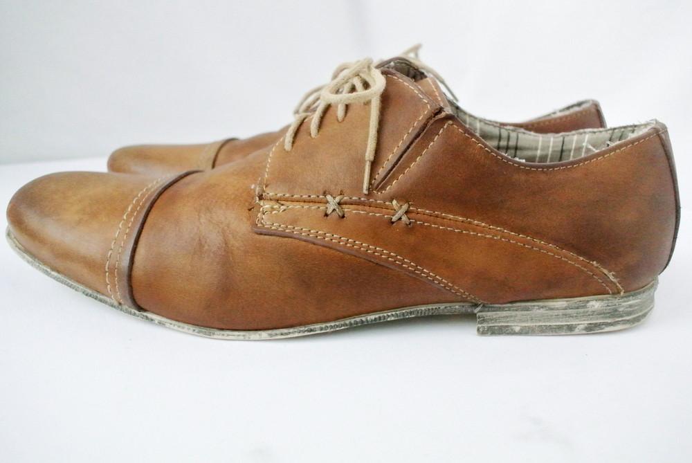 08a52be47d8375 Мужские стильные фирменные туфли roberto santi размер 9/43. , цена ...