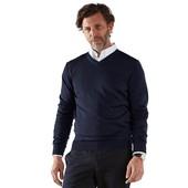 Стильная и очень комфортная модель от Tchibo - пуловер из 100% мериносовой шерсти