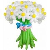 Принимаю заказы на цветы с шариков к 8 марта Ирпень, Буча, Гостомель