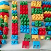 Конструктор Wader Middle Blocks 70 ел