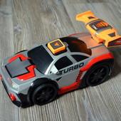 Машина Turbo Toy State Industrial с пусковым механизмом London