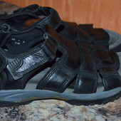 Мужские сандали босоножки Clarks Active Air р. 7 G ,27 см кожа