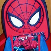 Набор брендовый рюкзак Spiderman и косметичка