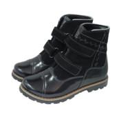 Демисезонные ботинки Каприз размеры 31-37. Модель 078