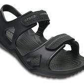 Сандали кроксы Crocs swiftwater river fisherman sandal, размер М9