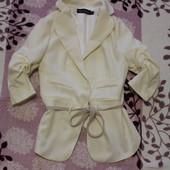 Стильный пиджак, размер S